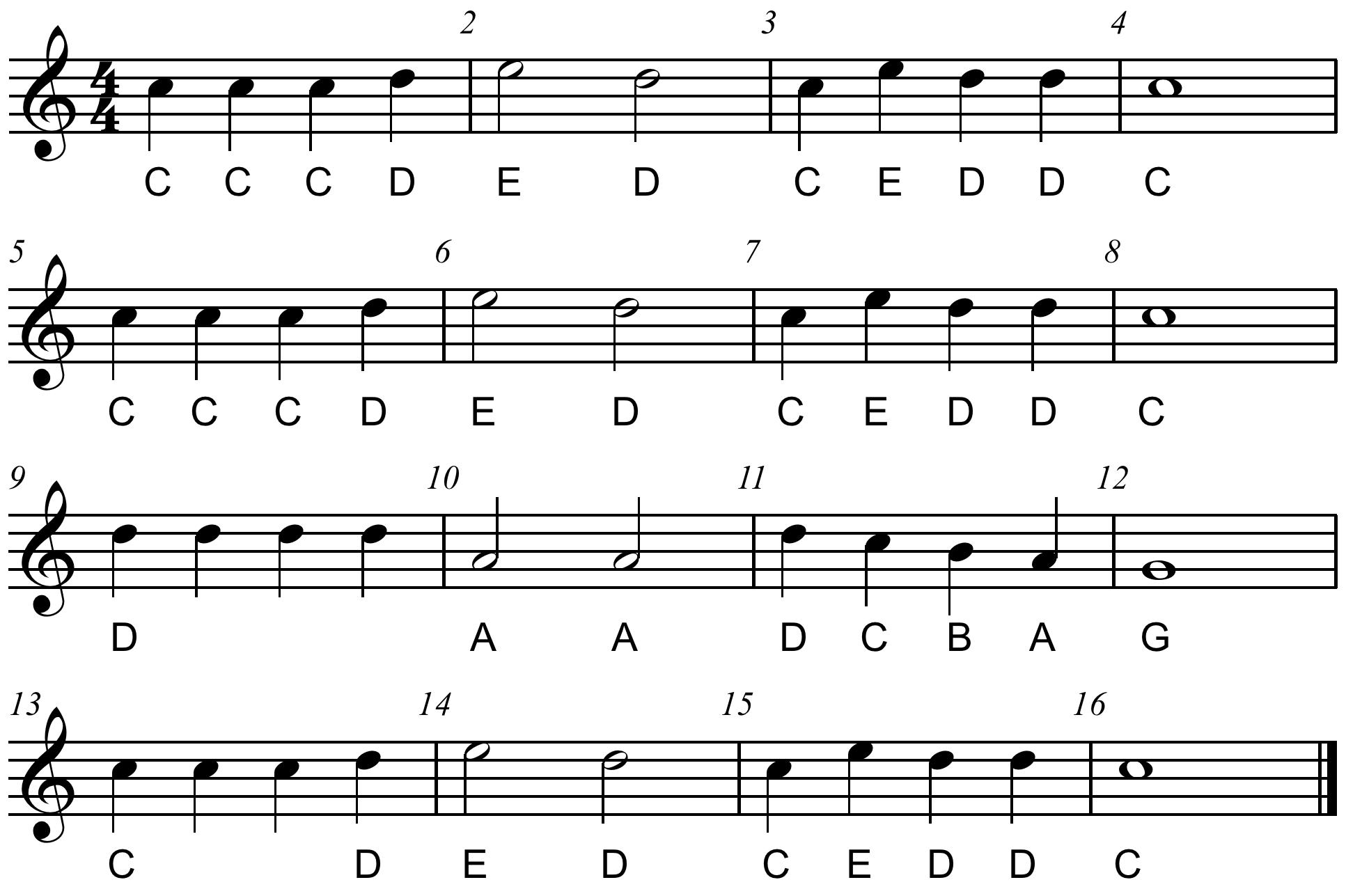 au clair de la lune guitar pdf